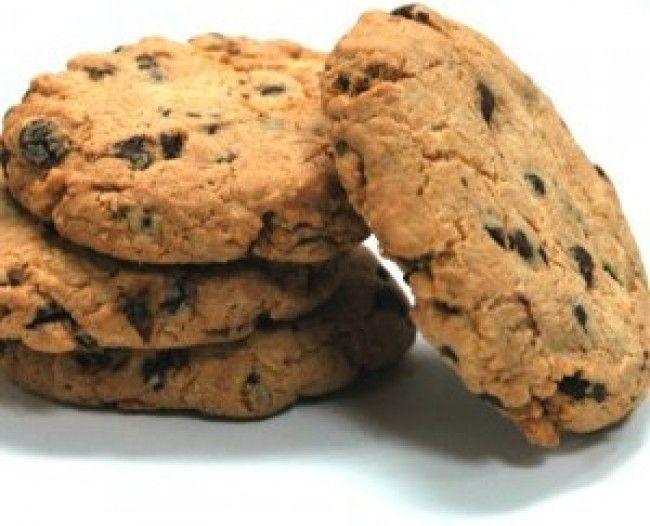 Cookies de chocolate. ¿Quieres hacerlas en casa? Te explico cómo