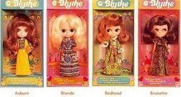 """Las """"Blythe"""": ¿un juguete para mayores?"""