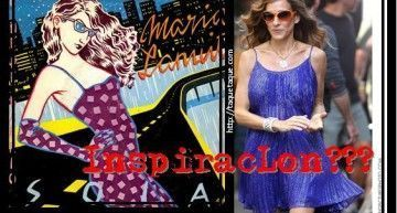 InspiracLón: Carrie Bradshow no es niuyorkina… ¡¡¡Es española, y ochentera!!!