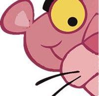 Si maridito fuera un dibujo animado sería… ¡¡¡la pantera rosa!!!