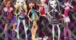 """Las """"Monster High"""" tienen fans de todas las edades…"""
