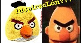 """El """"Angry Bird"""" amarillo… ¿no debería llamarse """"Angry Bert""""?"""