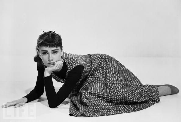 Audrey Hepburn Sabrina