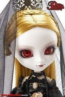 pullip vampira vampiresa elizabeth