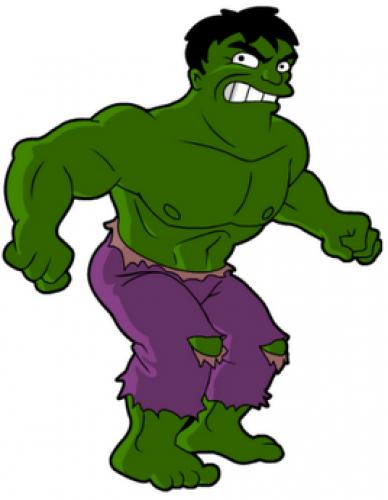 Hulk (Los Simpson)