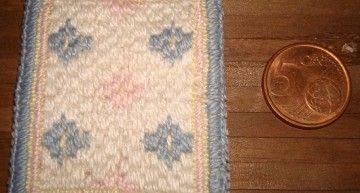 """""""Villa Eulalia"""": alfombra florentina"""