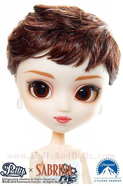 pullip sabrina primer plano cara carita