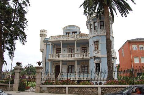 casona casa de indiano llanes asturias