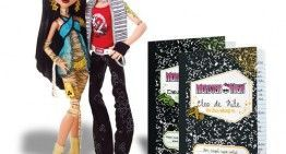 Mis Monster High (II): Cleo de Nile y Deuce Gorgon