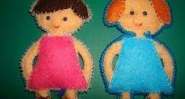 """Broches (prototipos) para """"Dos Marías"""""""