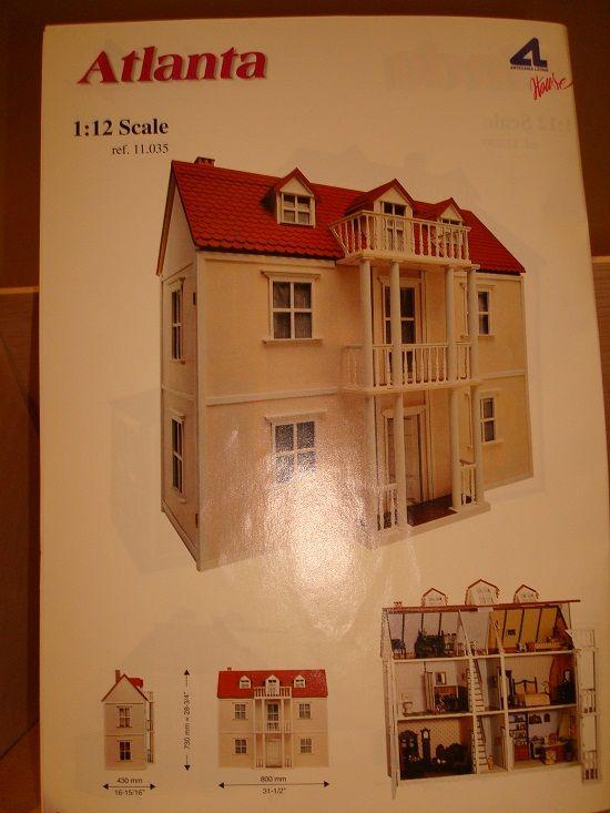 casa de muñecas modelo atlanta artesania latina