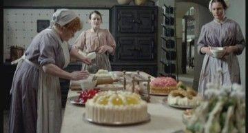 """""""Downton Abbey"""" y """"Villa Eulalia"""" (II): la cocina"""