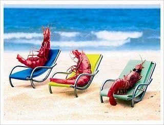 gambas al sol