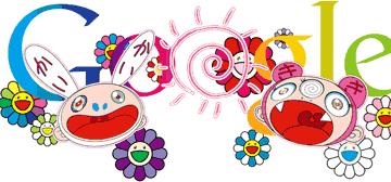 Ya es verano (no hablo del Corte Inglés; eso es muy antiguo…) en Google!!! Qué chulo el doodle kawaii de hoy!!!