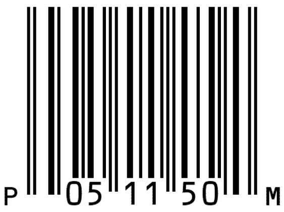 código de barras - reloj