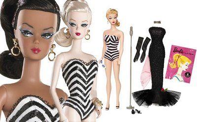 La primera Barbie de 1959