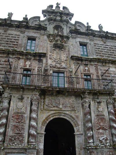 Monasteiro de Oseira (Ourense)