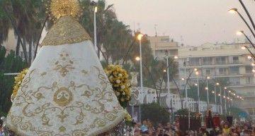 Si la Procesión del Carmen es así de bonita… ¡¡¡cómo será la Semana Santa!!!