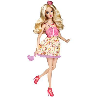 Barbie Fashionistas Swappin' Styles - Cutie
