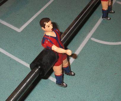 el futbolin es un invento gallego