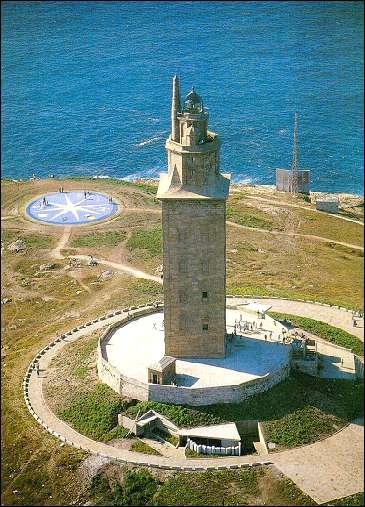 Torre de Hércules (La Coruña)