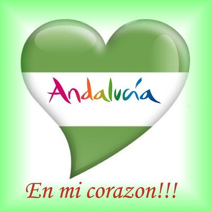 Andalucía en mi corazón