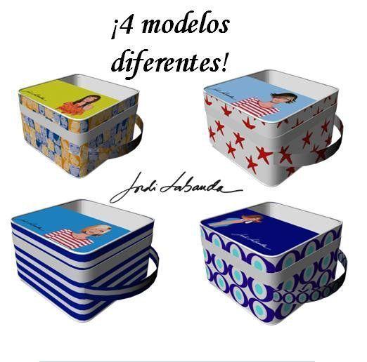 Neveras diseñadas por Jordi Labanda para Actimel (Danone)