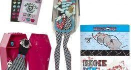 Novedad en Monster High!!! Classroom Playset (I): Frankie adora ir a clases de Economía Doméstica, muy útil en tiempos de crisis…