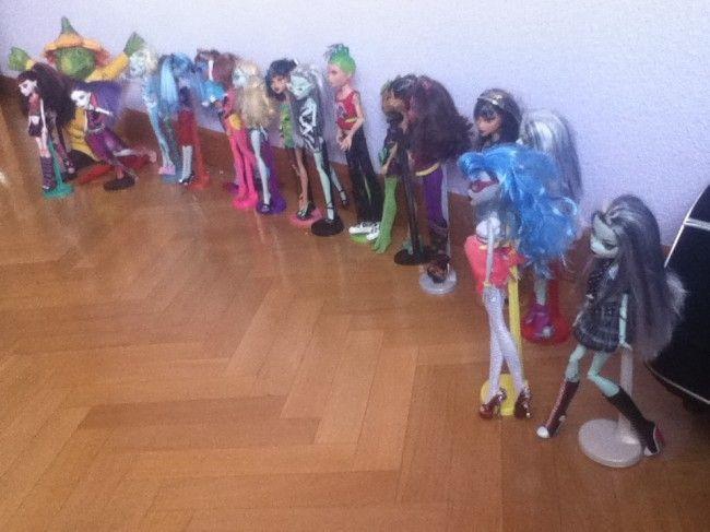 Una de las primeras fotos que recibí: Sandrahigh nos presenta a su colección MH
