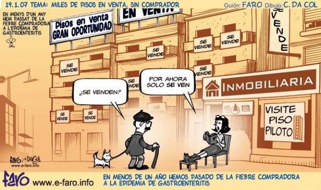 e-faro: Se vende piso, publicado el 20 de enero de 2007