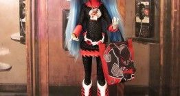 "MurderWithMirrors nos presenta a Ghoulia Yelps SFCC (San Francisco Comic Con) en su álbum ""Monster High"" de Flickr"