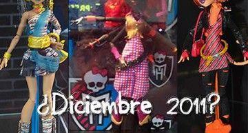 Las Nuevas Colecciones de Monster High 2012 (I)
