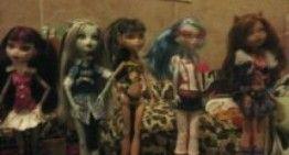 Vuestras fotos, vuestras historias (XIII): Sofy Zaragoza nos presenta a sus Monster High