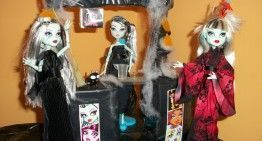 Reto de Octubre: ¡¡¡Tenemos que celebrar Halloween, la Fiesta favorita de nuestr@s chic@s!!! || October Challenge: We have to celebrate Halloween, the favorite holiday of our ghoul friends!