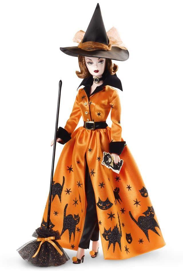 Halloween Haunt Barbie Doll (BFMC)