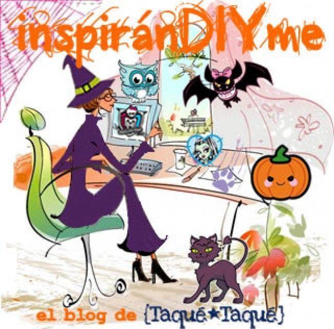 En inspiránDIYme celebramos Halloween todo el mes de octubre