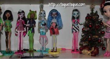 Que no panda el cúnico!!! Aún quedan Monster High fuera de España!!! (8): la colección Dawn of the Dance (Fiesta)