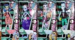 Monster High: la colección Skull Shores ya ha llegado a las tiendas de Amazon de Europa!!!