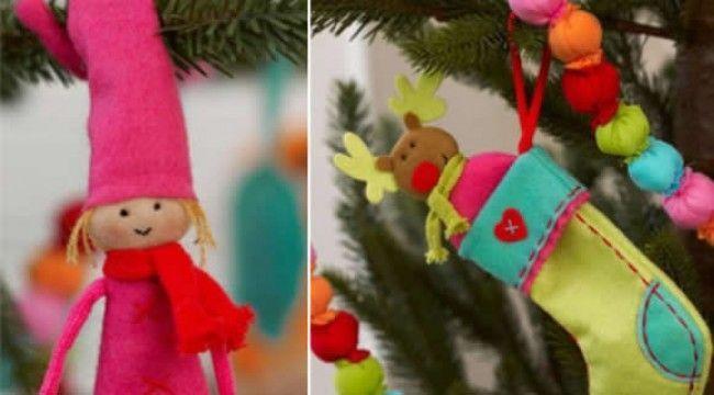 adornos navideños de SIA
