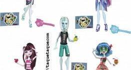 Que no panda el cúnico!!! Aún quedan Monster High fuera de España!!! (6): Cómo conseguir la colección Skull Shores