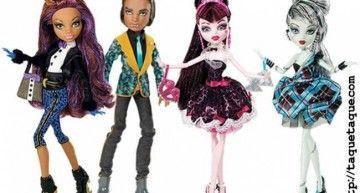 Monster High: la colección Sweet 1600 ya la tenemos en las tiendas de Amazon de Europa!!!
