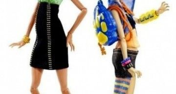 ¡¡¡Cómo me gusta el pack de Clawdeen y Howleen Wolf!!! Mattel va a arruinarme…