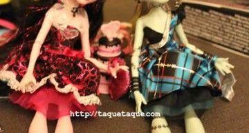 Las Navidades han llenado nuestras casas de alegría… y de Monster High!!! Felicidades, chic@s!!!