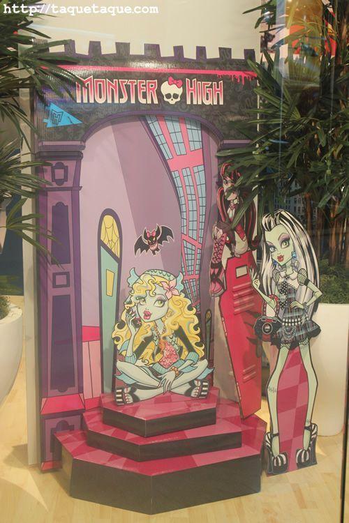 Los nuevos Monster High han sido uno de los secretos de la 64º Feria Internacional del Juguete de Nuremberg (Alemania)
