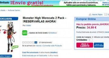 Purrsephone y Meowlody: ya podéis reservarlas en Toys 'R Us España (34,99€ y gastos de envío gratis a partir de 100€)