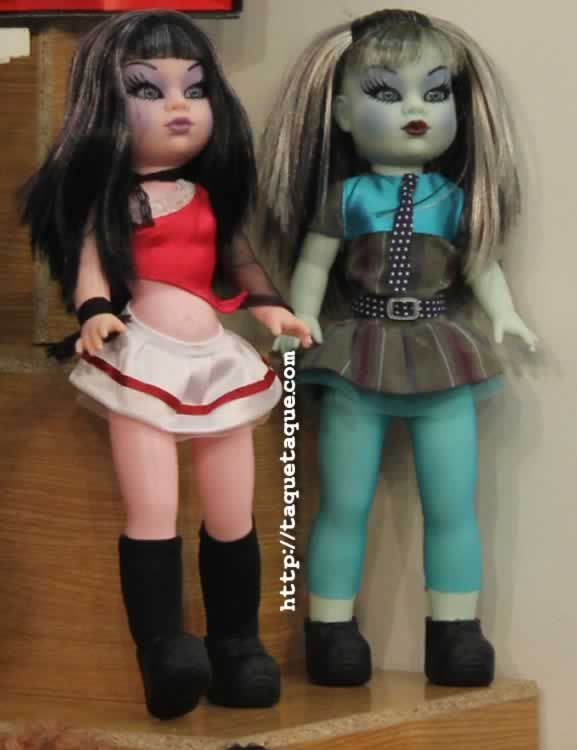 64º Feria Internacional del Juguete de Nüremberg (Alemania) - ¿No se parecen demasiado a las Monster High?