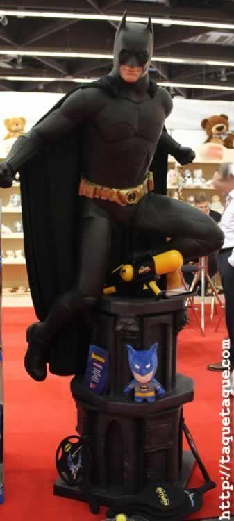64º Feria Internacional del Juguete de Nüremberg (Alemania) - Batman