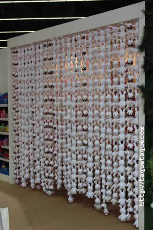 64º Feria Internacional del Juguete de Nüremberg (Alemania) - Raving Rabbids