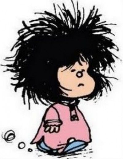 (c) Quino: Mafalda