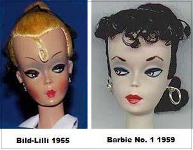 Barbie ha ido cambiando a lo largo de los años